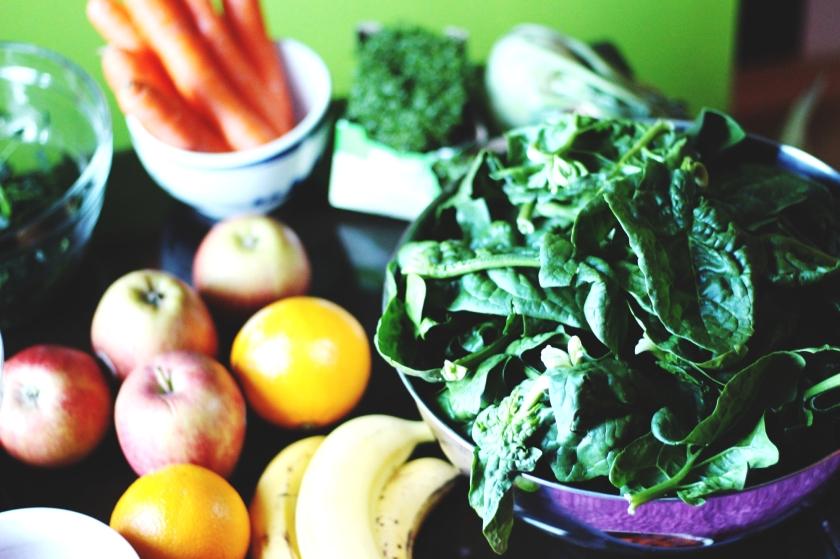 Gemüse, Chemie im Essen, Inhaltsstoffe, bio, biologisch, gesund